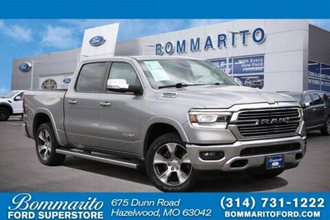 2019 RAM Ram Pickup 1500 for sale at NICK FARACE AT BOMMARITO FORD in Hazelwood MO