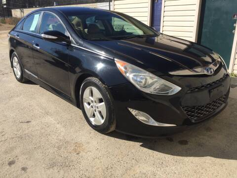 2011 Hyundai Sonata Hybrid for sale at Hwy 80 Auto Sales in Savannah GA