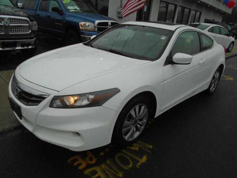 2011 Honda Accord for sale at Island Auto Buyers in West Babylon NY
