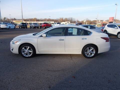 2014 Nissan Altima for sale at West TN Automotive in Dresden TN