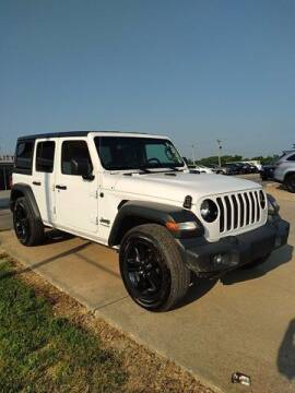 2020 Jeep Wrangler Unlimited for sale at Quality Toyota in Independence KS