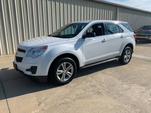 2012 Chevrolet Equinox for sale at Freeman Motor Company in Lawrenceville VA