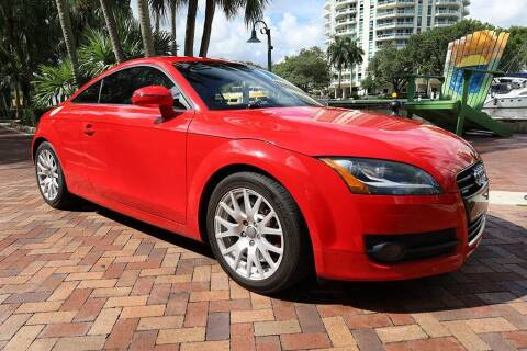 2008 Audi TT for sale at Choice Auto in Fort Lauderdale FL