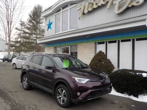 2017 Toyota RAV4 for sale at Nicky D's in Easthampton MA