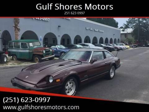 1982 Datsun 280ZX for sale at Gulf Shores Motors in Gulf Shores AL