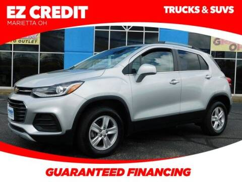2018 Chevrolet Trax for sale at Pioneer Family preowned autos in Williamstown WV