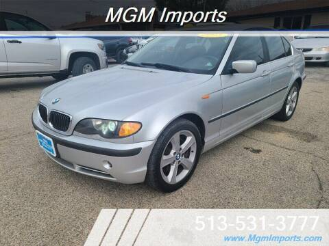 2004 BMW 3 Series for sale at MGM Imports in Cincannati OH