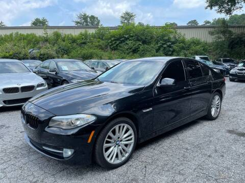 2014 BMW 5 Series for sale at Car Online in Roswell GA