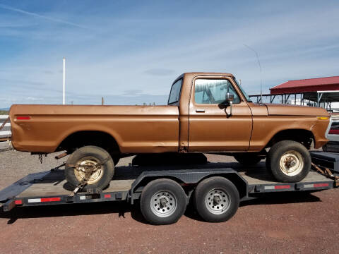 1975 Ford F-250  Custom for sale at Cool Classic Rides in Redmond OR
