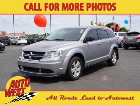 2015 Dodge Journey for sale at Autowest of Plainwell in Plainwell MI
