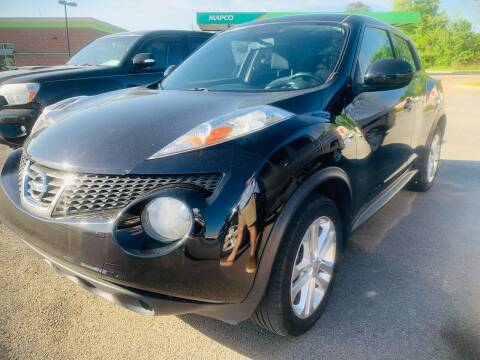 2014 Nissan JUKE for sale at BRYANT AUTO SALES in Bryant AR