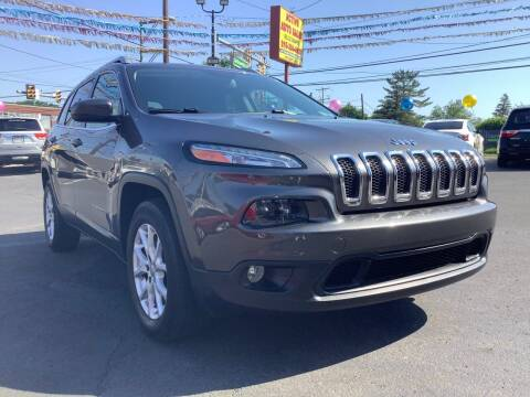 2014 Jeep Cherokee for sale at Active Auto Sales in Hatboro PA