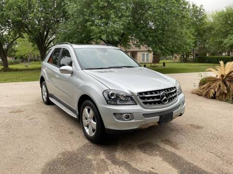 2006 Mercedes-Benz M-Class for sale at CARWIN MOTORS in Katy TX