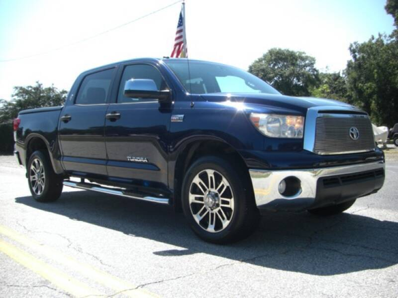 2013 Toyota Tundra for sale at Manquen Automotive in Simpsonville SC