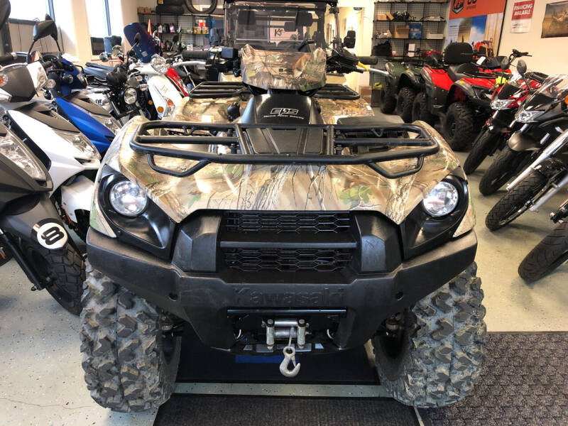 2020 Kawasaki Bruteforce 750  for sale at W V Auto & Powersports Sales in Cross Lanes WV