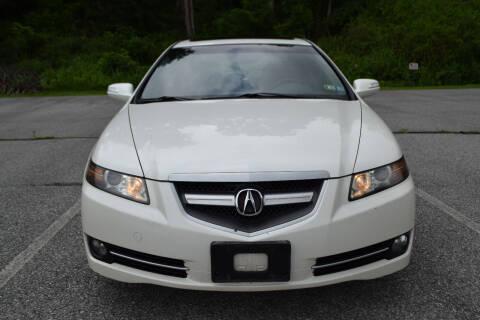 2008 Acura TL for sale at CAR TRADE in Slatington PA