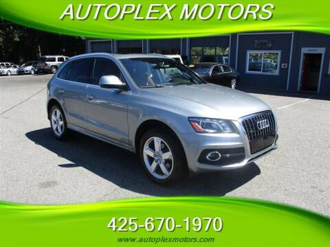 2011 Audi Q5 for sale at Autoplex Motors in Lynnwood WA