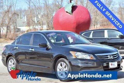 2012 Honda Accord for sale at APPLE HONDA in Riverhead NY