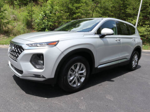2019 Hyundai Santa Fe for sale at RUSTY WALLACE KIA OF KNOXVILLE in Knoxville TN