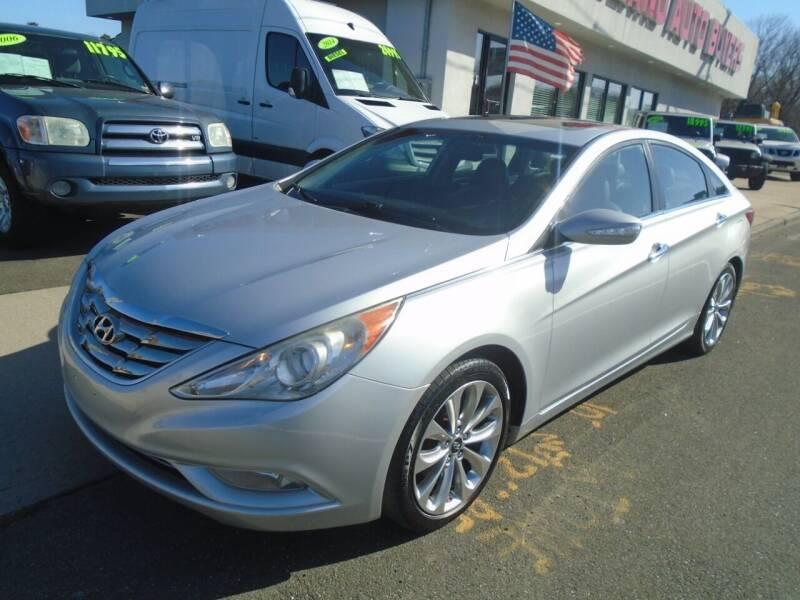 2011 Hyundai Sonata for sale at Island Auto Buyers in West Babylon NY
