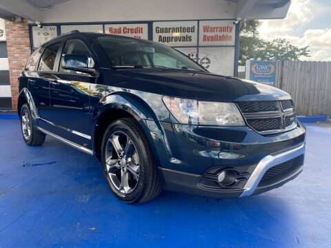 2015 Dodge Journey for sale at ELITE AUTO WORLD in Fort Lauderdale FL
