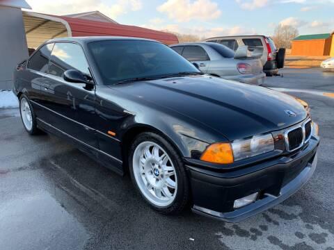 1999 BMW M3 for sale at Hillside Motors in Jamestown KY