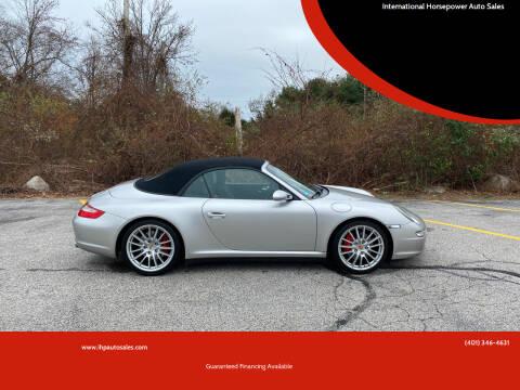 2006 Porsche 911 for sale at International Horsepower Auto Sales in Warwick RI
