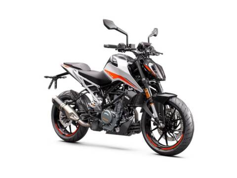 2021 KTM 390 Duke for sale at Lipscomb Powersports in Wichita Falls TX