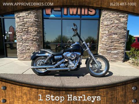 2013 Harley-Davidson Super Glide for sale at 1 Stop Harleys in Peoria AZ