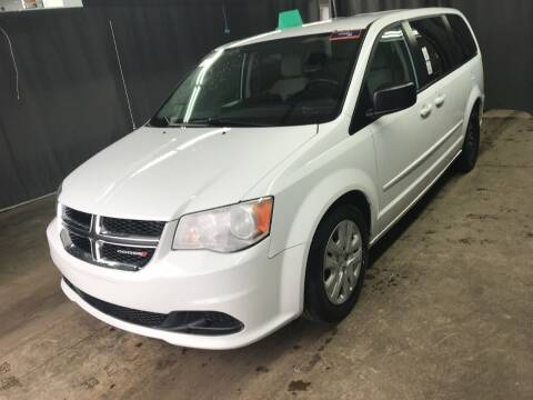 2016 Dodge Grand Caravan for sale at Cj king of car loans/JJ's Best Auto Sales in Troy MI