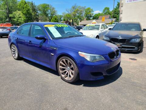 2006 BMW M5 for sale at Costas Auto Gallery in Rahway NJ