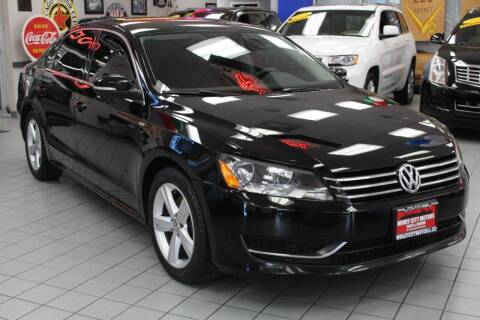 2014 Volkswagen Passat for sale at Windy City Motors in Chicago IL