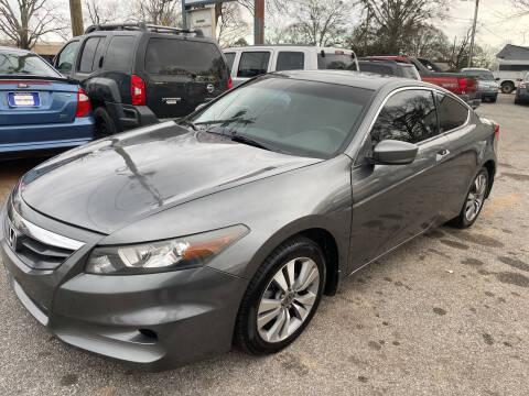 2011 Honda Accord for sale at Noel Motors LLC in Griffin GA