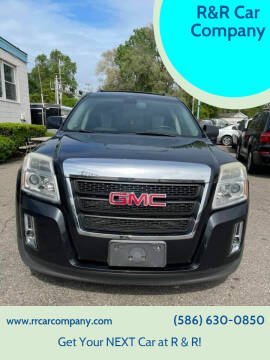 2011 GMC Terrain for sale at R&R Car Company in Mount Clemens MI