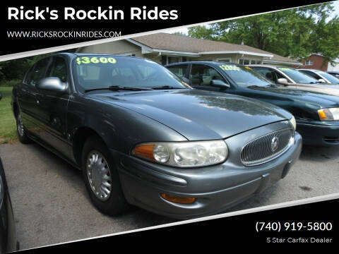 2004 Buick LeSabre for sale at Rick's Rockin Rides in Reynoldsburg OH