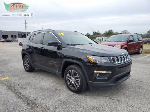 2019 Jeep Compass for sale at GATOR'S IMPORT SUPERSTORE in Melbourne FL