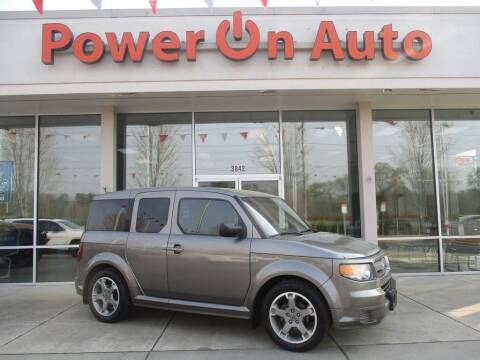 2007 Honda Element for sale at Power On Auto LLC in Monroe NC