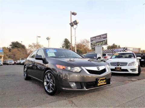 2009 Acura TSX for sale at Save Auto Sales in Sacramento CA