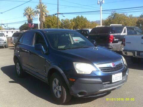 2008 Saturn Vue for sale at Mendocino Auto Auction in Ukiah CA