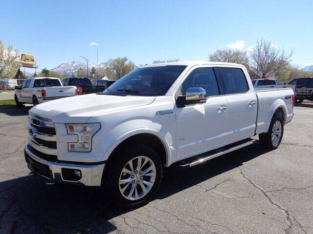 2015 Ford F-150 for sale at State Street Truck Stop in Sandy UT