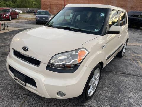 2011 Kia Soul for sale at Best Deal Motors in Saint Charles MO