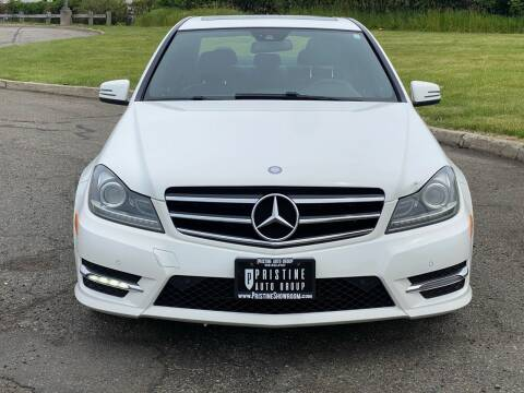 2014 Mercedes-Benz C-Class for sale at Pristine Auto Group in Bloomfield NJ