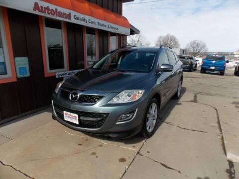2012 Mazda CX-9 for sale at Autoland in Cedar Rapids IA