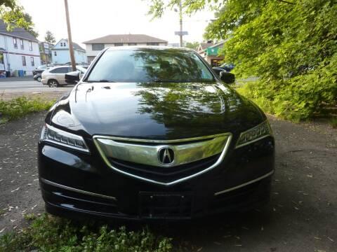 2015 Acura TLX for sale at Nex Gen Autos in Dunellen NJ