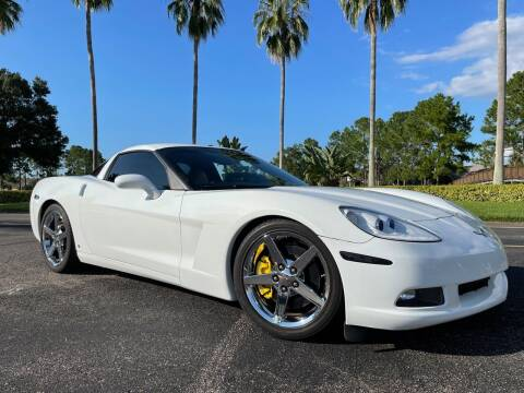 2007 Chevrolet Corvette for sale at Jeep and Truck USA in Tampa FL