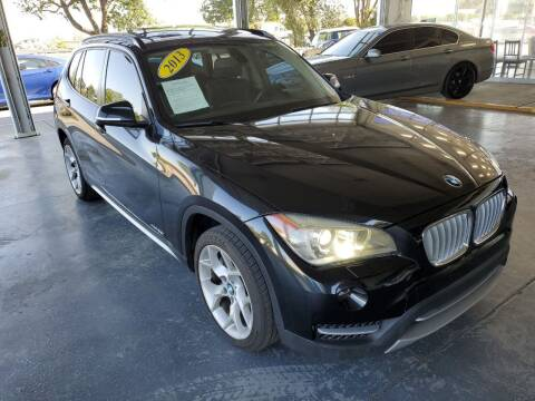 2013 BMW X1 for sale at Sac River Auto in Davis CA