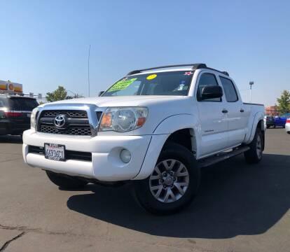 2011 Toyota Tacoma for sale at LUGO AUTO GROUP in Sacramento CA