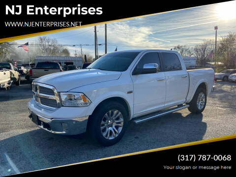 2014 RAM Ram Pickup 1500 for sale at NJ Enterprises in Indianapolis IN