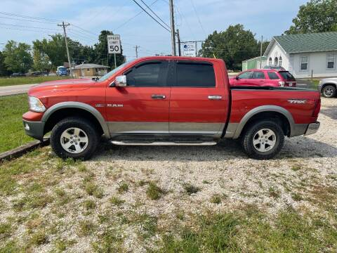 2009 Dodge Ram Pickup 1500 for sale at Dave's Auto Care & Sales LLC in Camdenton MO