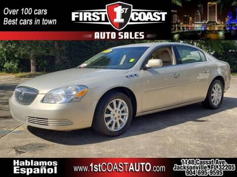 2009 Buick Lucerne for sale at 1st Coast Auto -Cassat Avenue in Jacksonville FL
